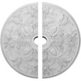 "31 1/4""OD x 3 1/2""ID x 2 1/4""P Baile Ceiling Medallion, Two Piece (Fits Canopies up to 6"")"