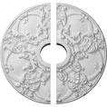 "18""OD x 3 1/2""ID x 1 3/8""P Norwich Ceiling Medallion, Two Piece (Fits Canopies up to 4 1/2"")"