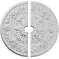 "30 7/8""OD x 3 5/8""ID x 1 3/8""P Rose Ceiling Medallion, Two Piece (Fits Canopies up to 5 1/4"")"