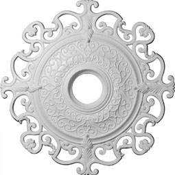 ceiling square for chandelier medallion medallions chandeliers ceilings size